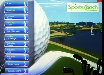 Indoorgolf Offenthal